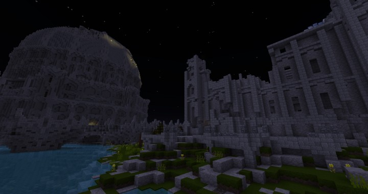 Minecraft Lord Of The Rings