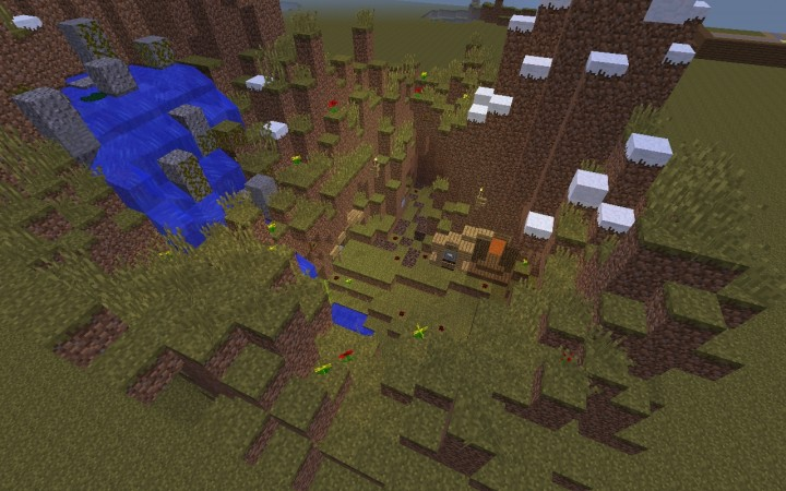 Zombie survival minecraft project for Zombie crafting survival games
