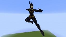 BatGirl [Organic] Minecraft Project