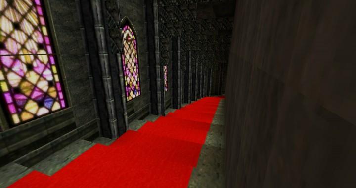 Staircase to Ganondorf