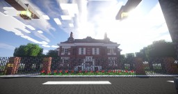 Wilshire Mansion Minecraft Map & Project