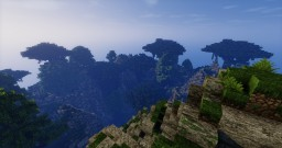 The First Island Minecraft Map & Project