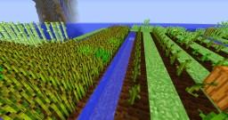 Large Farm Minecraft Map & Project
