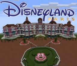 Disneyland Paris Minecraft Project