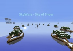 Skywars - Sky of Snow Minecraft Project