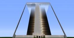 Apartaments/Flat (17 floors) Minecraft Map & Project