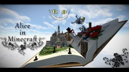 Alice in Minecraft Minecraft Project