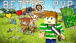 Better PvP Mod 1.16.3 Forge (+ Fabric, 1.15.2, 1.14.4, 1.12.2, 1.8.9, 1.7.10 and more) Minecraft Mod