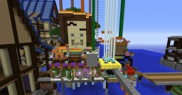 The Best Bridge Ever. Nuff said Minecraft Map & Project