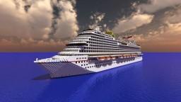 Minecraft's 1st Carnival Vista [Cruise Ship] {1:1 Scale}