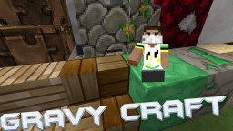 Minecraft Resource Pack Review - Gravy Craft 1.8 Minecraft Blog Post