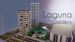 Laguna Gardens - Modern Park Minecraft Map & Project