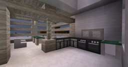 Driftwood house Minecraft Map & Project