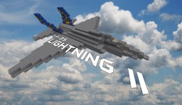 F-35A Minecraft Map & Project