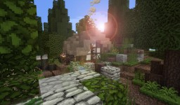 Forest House (Westeroscraft) -TheBorajax Minecraft Project