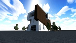 Vertical House | Visual_Architecture Minecraft Map & Project