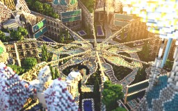 The Parthenon - Server Hub Minecraft Map & Project