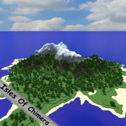 Isles of Chimera [1.7.10-1.8.1] Minecraft Map & Project