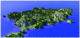 Island of Ivy - Mountainous nordic paradise Minecraft Project