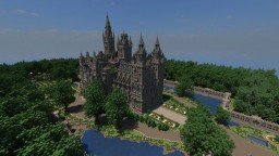 Aopeck Cathedral Minecraft Project