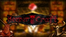 Keeper Craft (Dungeon Keeper) Minecraft