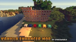 The Vanilla Enhancer Mod
