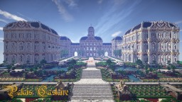 [Glaciem] - Imperial Palace of Castaire Minecraft