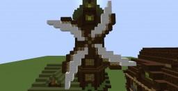 Nordic Windmill Minecraft Map & Project
