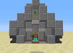 Switch ArmorStand - easy redstone Minecraft Map & Project