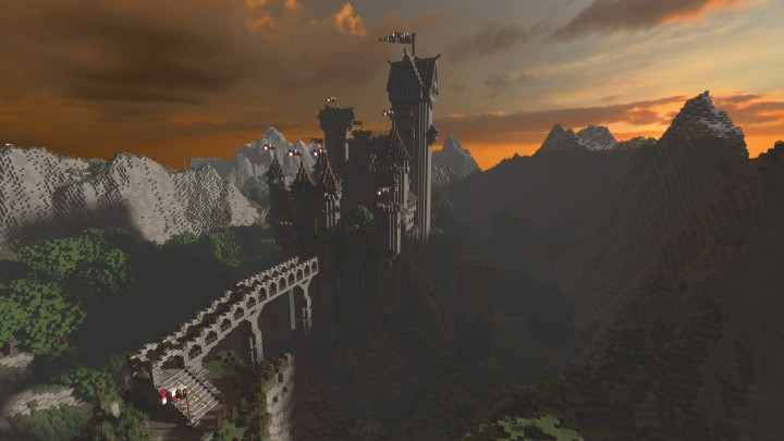 The 3D Render I created with chunky