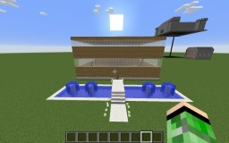 A Deluxe House Minecraft Map & Project