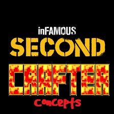[1.8.1] inFAMOUS Second Crafter Concepts [NEW MAP] Minecraft