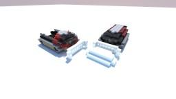 Snow Groomer HTX Minecraft Map & Project