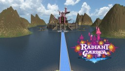 Radiant Garden (Kingdom Hearts Birth By Sleep) Minecraft Project