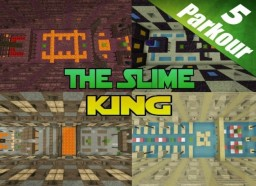The Slime King - Parkour Map [1.8+] Minecraft Map & Project