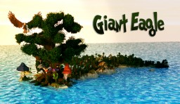 The Giant Eagle + Download + Timelapse Minecraft
