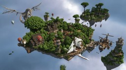 Fosrith The land of Legend Minecraft Map & Project