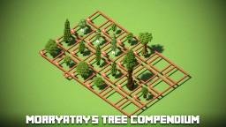 Morryatay's Tree Compendium Minecraft Map & Project