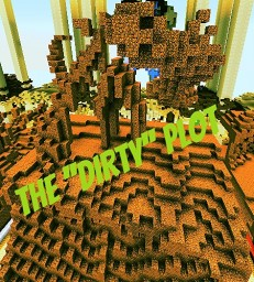 What a Dirty Plot - Build Battle #2 Minecraft Map & Project