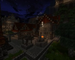 Medieval Blacksmith Minecraft