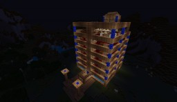 MC Hotel Minecraft Map & Project