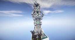 The Mortüs Tower Minecraft Map & Project