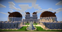 Small palace by Urux_PL Minecraft Map & Project