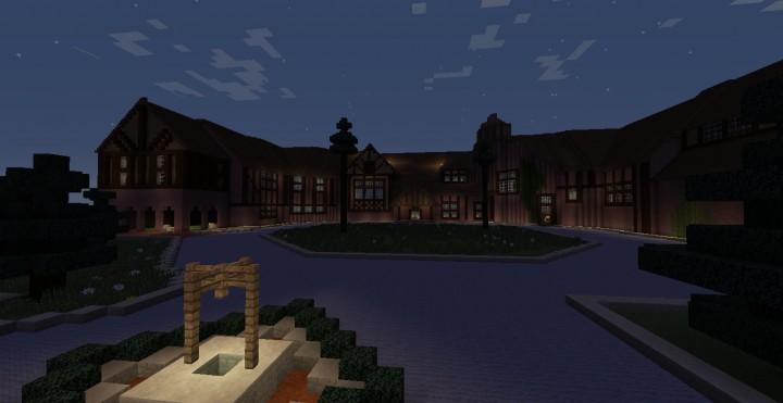 MysticFalls Vampire Diaries In Minecraft VampireFalls Minecraft - Skin para minecraft 1 8 home