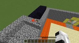 Redstone Powered Lava Arena