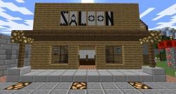 Western Saloon plus Wishing Well park.
