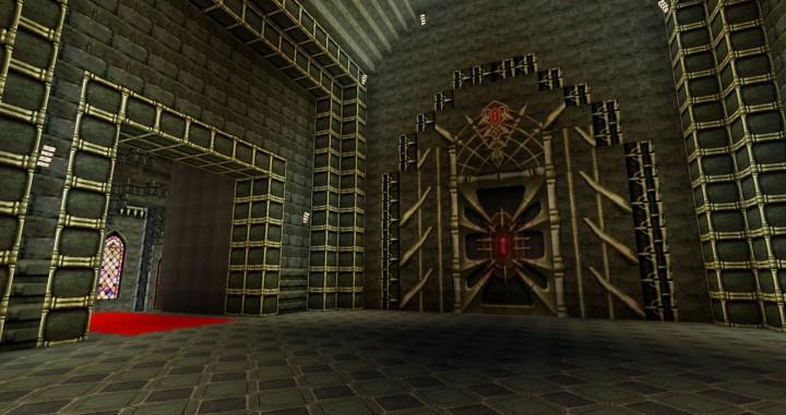 Door before Ganondorf!