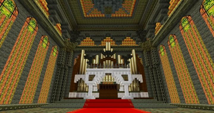 Ganons big Organ