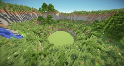 pvp arena for HiPlay.pl Minecraft Map & Project