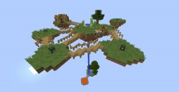 Enchanted Survival Island 1.8.1 Updated! Minecraft Map & Project